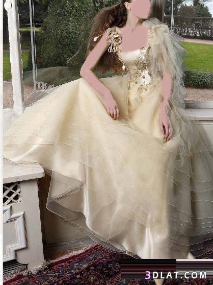 أحلى فساتين زفاف