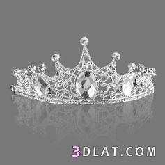 16937723d2374 تاج عروسة 2020، تيجان شعر للعروسة ، صور تاج العروس الجميلة - توتى 1