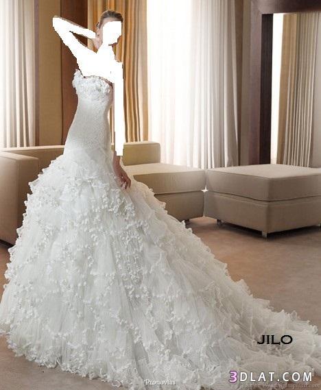 فساتين افراح 2021 فساتين اعراس راقية 2021 فساتين زفاف أنيقة جدا