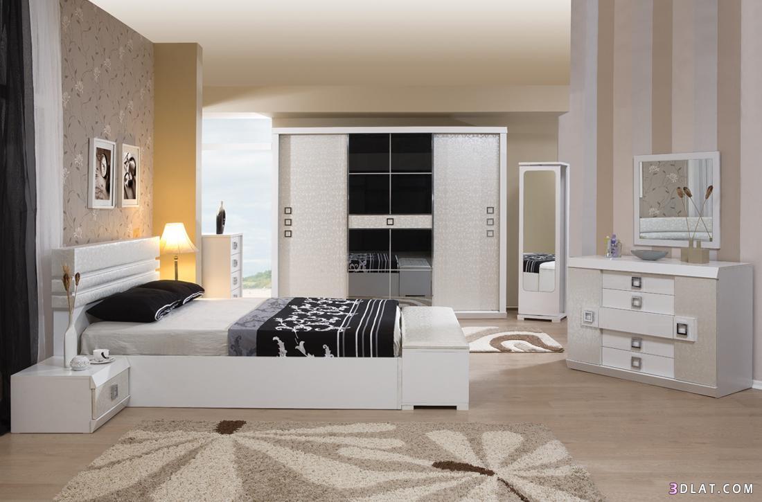 غرف نوم مودرنغرف نوم عصريةغرف نوم جميلةديكورات غرف نوم عصرية