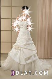 فساتين زفاف للعروس،احدث فساتين الزفاف