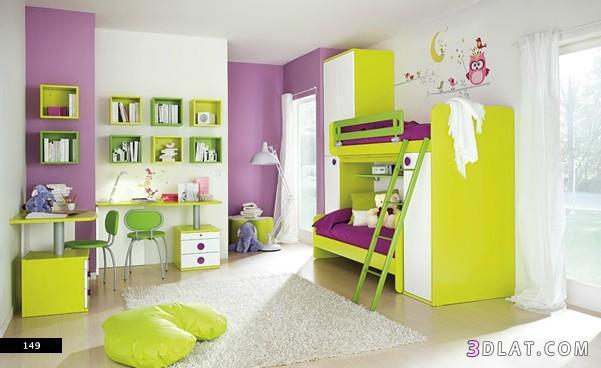 ديكورات غرف نوم اطفال غرف نوم اطفال بالصور ديكور غرف نوم للاطفال