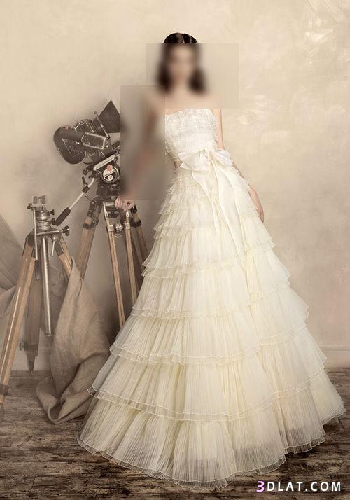 فساتين زفاف انيقه صور فساتين افراح فخمه اأنيقة فساتين عرائس 2021