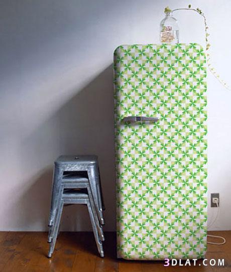 تزيين الثلاجة بالصور 2017،طرق لتزيين الثلاجة بشكل جديد،زينة ...