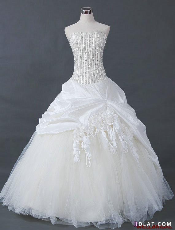 فساتين جميلة فساتين لكل انيقة فساتين لزفاف 2021