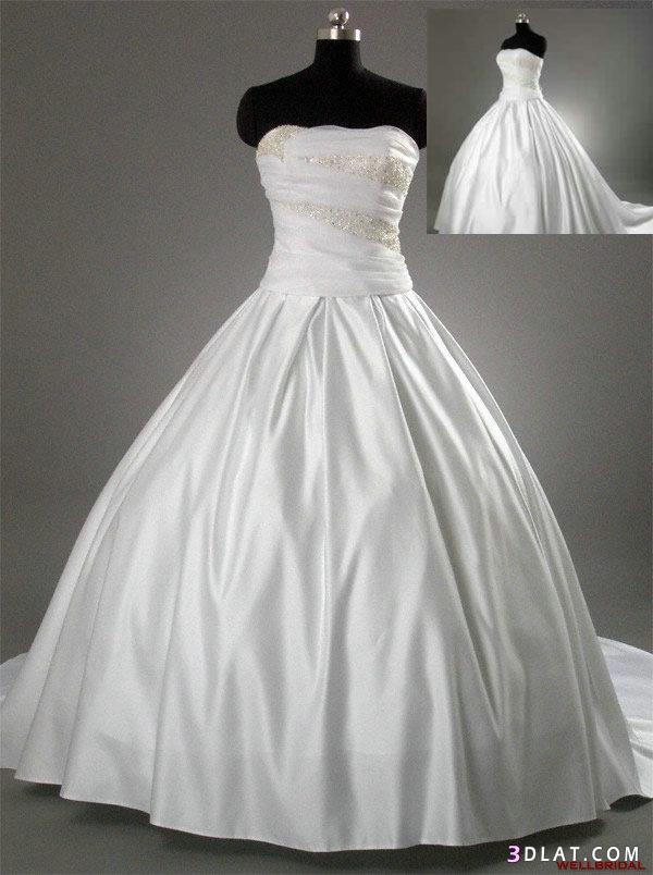 كوليكشن فساتين زفاف جميل فساتين زفاف أنيقة