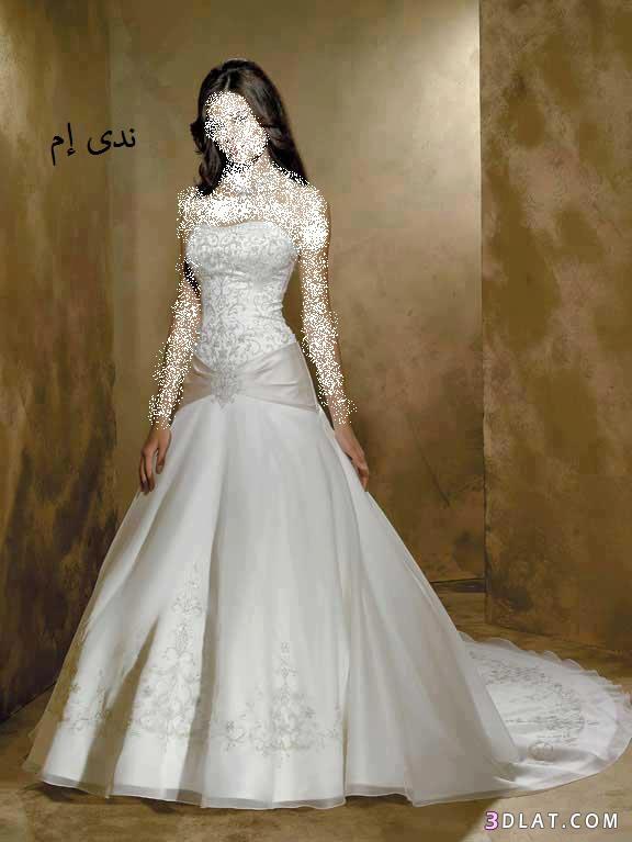 فساتين زفاف ناعمة فساتين افراح فساتين 13616356785.jpg