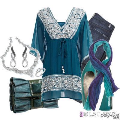 ملابس محجبات كاجول ملابس محجبات كولكشن 136164315317.jpg