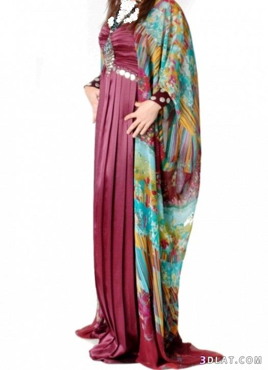 عبايات مصرية للبنات ملونة و/او مطرزة، احدث ازياء موضة، اجمل واشيك العبايات للبنات 13616983625