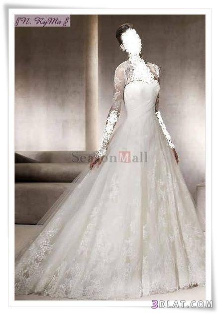 فساتين زفاف 2021,احدث صيحه فى فساتين الزفاف,باقه منوعه من فساتين الزفاف 2021,فسا