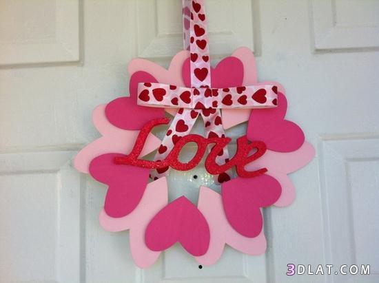 افكار لديكور رومانسية ، صور ديكور حب ، ديكور مميزة رومانسية