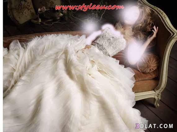 فساتين عرائس فساتين افراح اجمل فساتين الزفاف