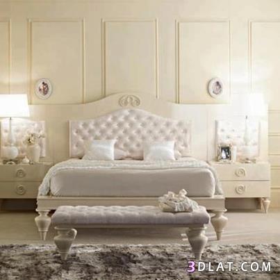 ديكورات وأثاث متميز لغرف النوم 2014   أحدث صور لغرف نوم راقية 2014