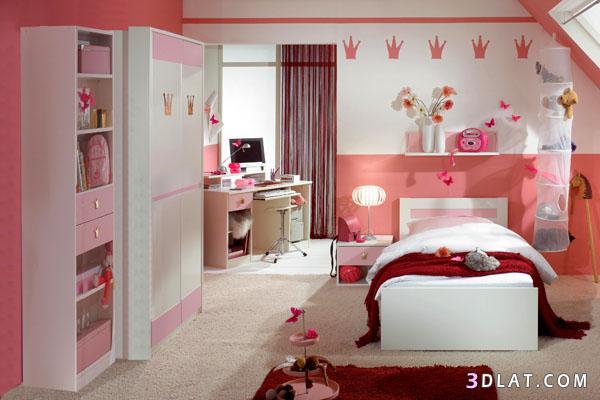 غرف نوم جميلة للبنات   فلسطين