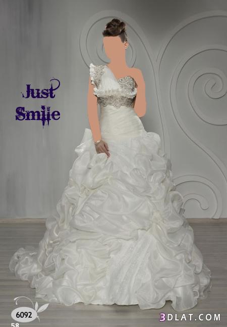 فساتين زفاف روووعة وانيقة