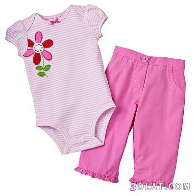 ملابس أطفال صغار السنة