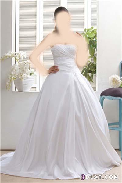 bdd0a2711552b فساتين زفاف وفرح