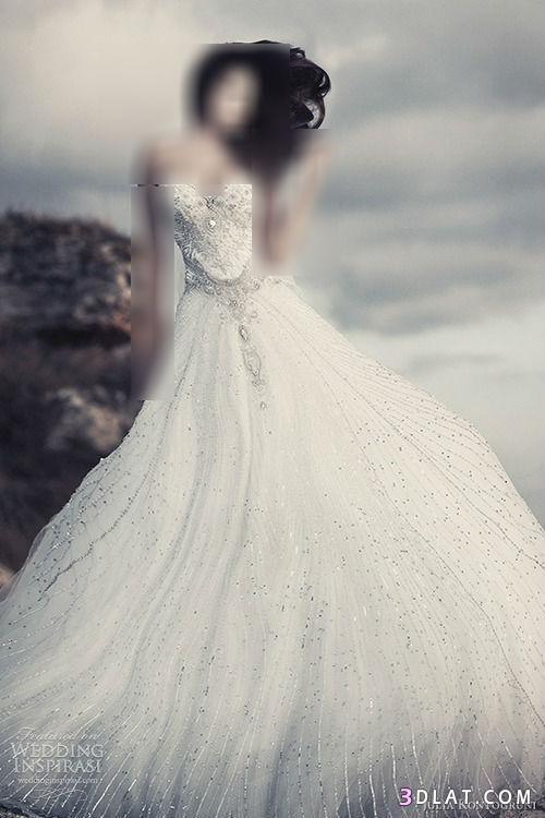 فساتين افراح مميزه اجمل فساتين زفاف
