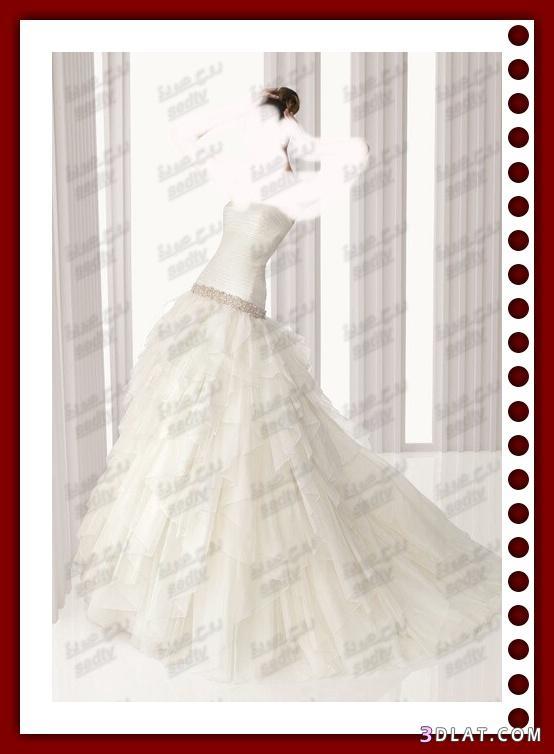 فساتين زفاف راقية