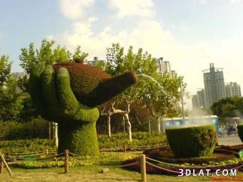 أروع وأجمل الحدائق