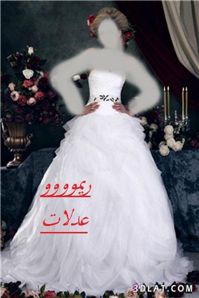 فساتين فرح قمه الشياكه والفخامه 2021,فساتين زفاف رائعه,فساتين زواج جميله مميزه 2