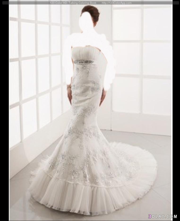 فساتين زفاف وخطوبه