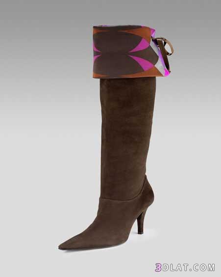 94ef16050 احذية نسائية شتوية 2020 - اجمل بوتات للبنات 2020 - احدث احذية للشتاء ...