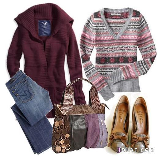 d9efd2a5d كولكشن ملابس شتاء 2020 - كولكشن ازياء الشتاء 2020 - كولكشن ازياء شتوية  للبنات