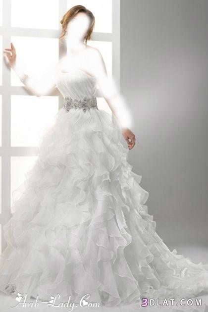 ارق فساتين الزفاف لعروس كالملكات حاليا فى عرائس الجزائر