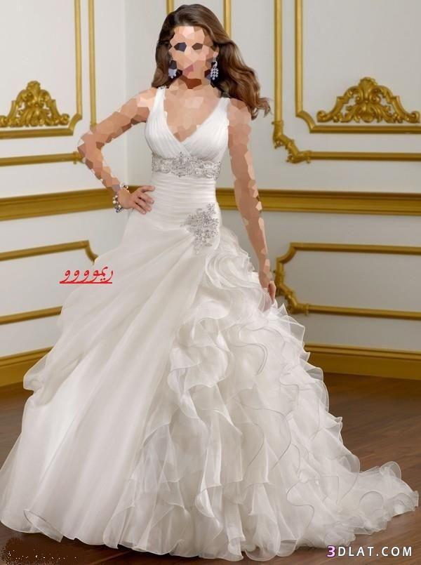اجمل فساتين الفرح,فساتين زفاف جديده 2021,اروع فساتين ليله الدخله,فساتين زواج,فسا