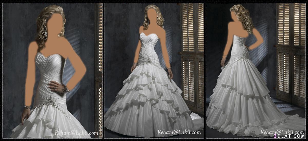 فساتييييييييييييين زفاف