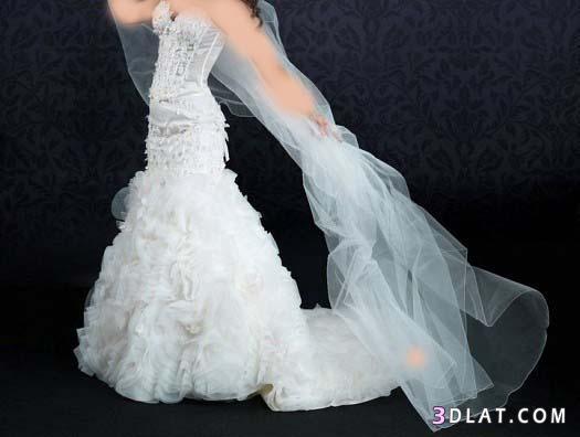 فساتين فرح وخطوبه 2021,اجمل فساتين الزفاف والخطوبه,فساتين عرائس