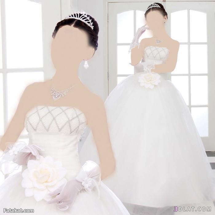 فساتين زفاف من اليابان شياكة واناقة واخر جمال