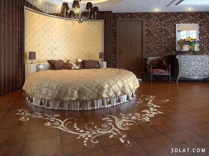 اجمل تصاميم غرف ألنوم ألملونه