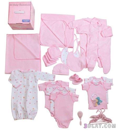 fcd5a734c ملابس مواليد اخر موضة 2020 - اروع ملابس للمواليد جديدة 2020 - mycat