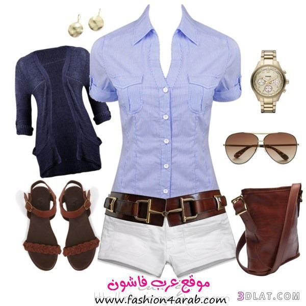 e071cd6f1541f كولكشن ملابس نسائية صيف 2020 - mycat