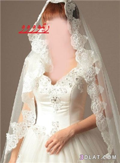 فساتين وطرحات فرح,فساتين وطرحات الزفاف,اجمل طرحات الزفاف 2021,اجمل فساتين الفرح