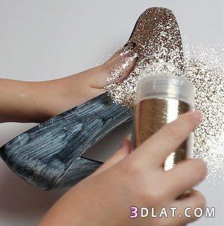 لمسات سحرية على حذائك تجعله على آخر صيحاته 13670680781