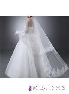طرحات عرائس,طرحات زفاف,طرحات فستان الفرح
