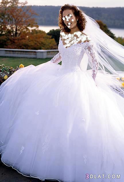 فساتين زفاف روووووعة