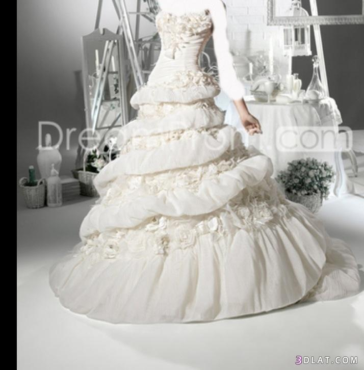 (فساتين زفاف 2021 )