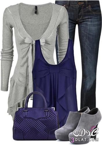 كولكشن ازياء شتاء 2013 ، اجمل مجموعة ملابس شتوية للصبايا ، احدث ملابس النساء ل 13682263811.jpg