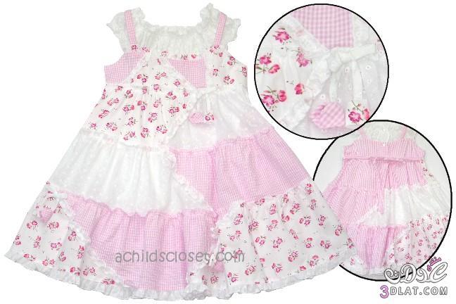 فساتين للبنوتات جميله تشكيله من فساتين البنات 2013جديده احدث فساتين للاطفال رو 13682404185.jpg