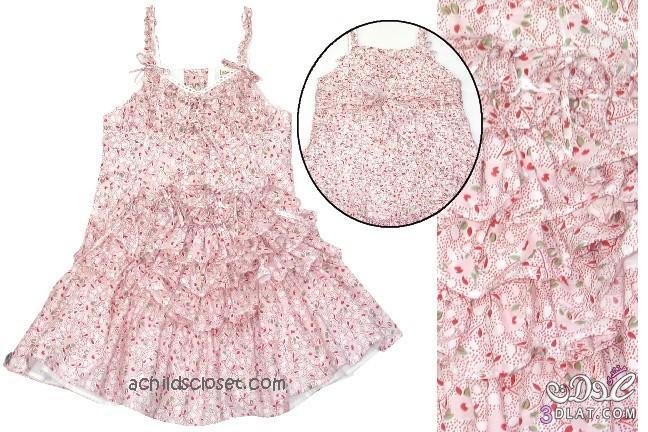 فساتين للبنوتات جميله تشكيله من فساتين البنات 2013جديده احدث فساتين للاطفال رو 13682419221.jpg