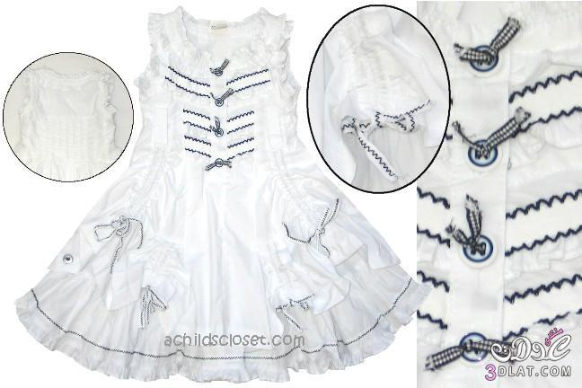 فساتين للبنوتات جميله تشكيله من فساتين البنات 2013جديده احدث فساتين للاطفال رو 13682419222.jpg