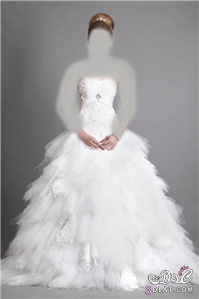 فساتين زفاف اجمل فساتين زفاف 2021 فساتين زواج فساتين فرح