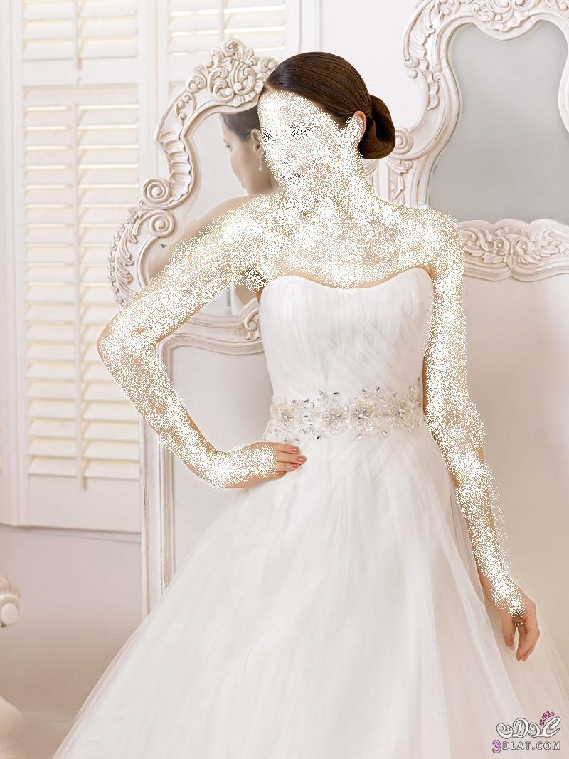 اجدد مجموعه من فساتين العروس 2021 فساتين للافراح روعه