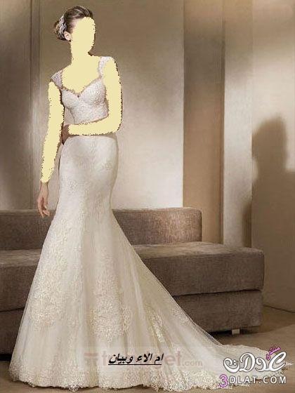 فساتين زفاف روعة,فساتين مميزة للعرائس,احلى فساتين زفاف