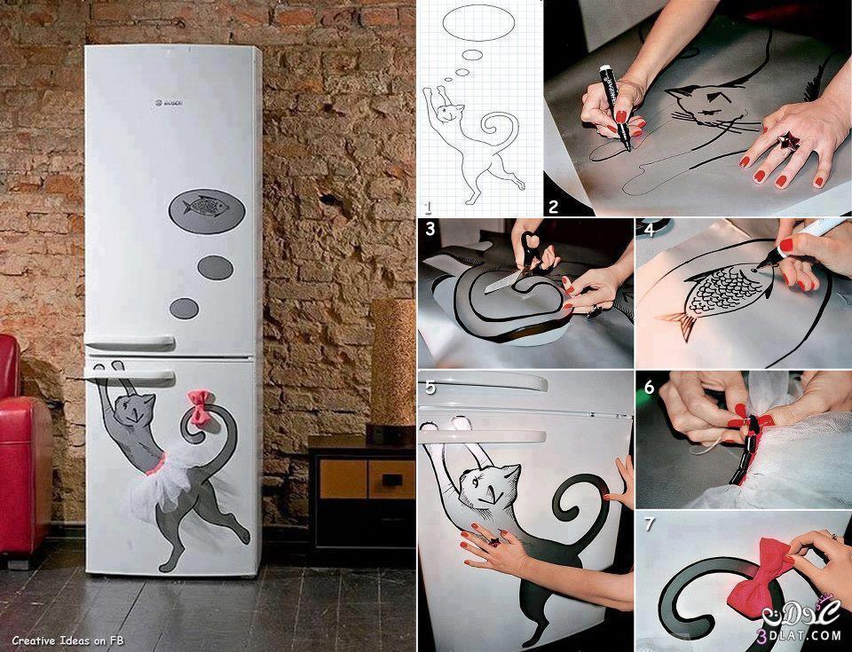صور افكار بسيطة بشكل جديدة طريقة عمل اساور افكار تزيين الثلاجة ...