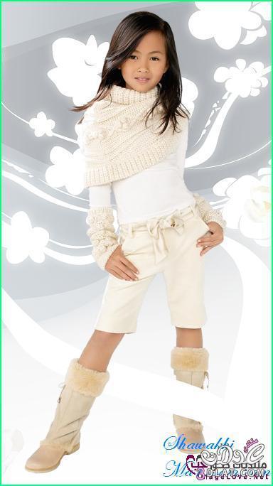 d8a55bddd ملابس اطفال بنات شتوية 2020 - ملابس اطفال بناتى 2020 - ملابس اطفال ...